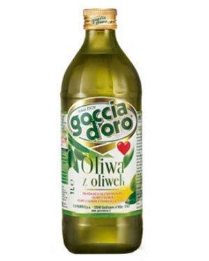 Оливковое масло Рафинированное + Первого отжима - 1 л