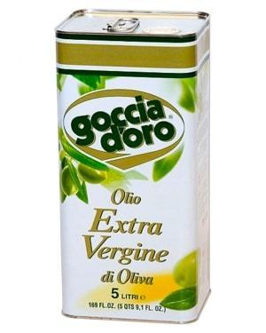 Оливковое масло Extra Virgin - 5 литров