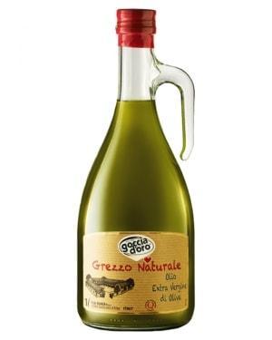 Оливковое масло Extra Virgin Grezzo Naturale - 1 литр