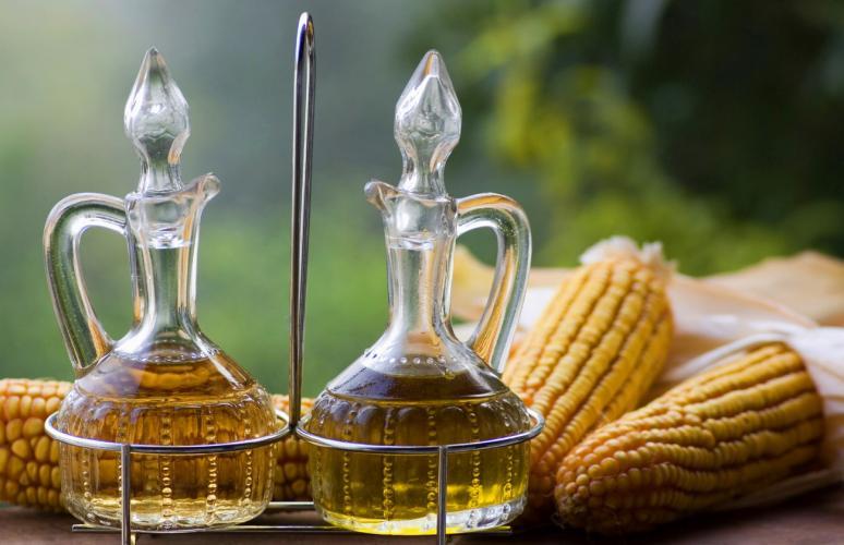 Как сделать кукурузное масло 363
